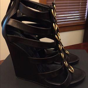 Giuseppe Zanotti Birel black sandals
